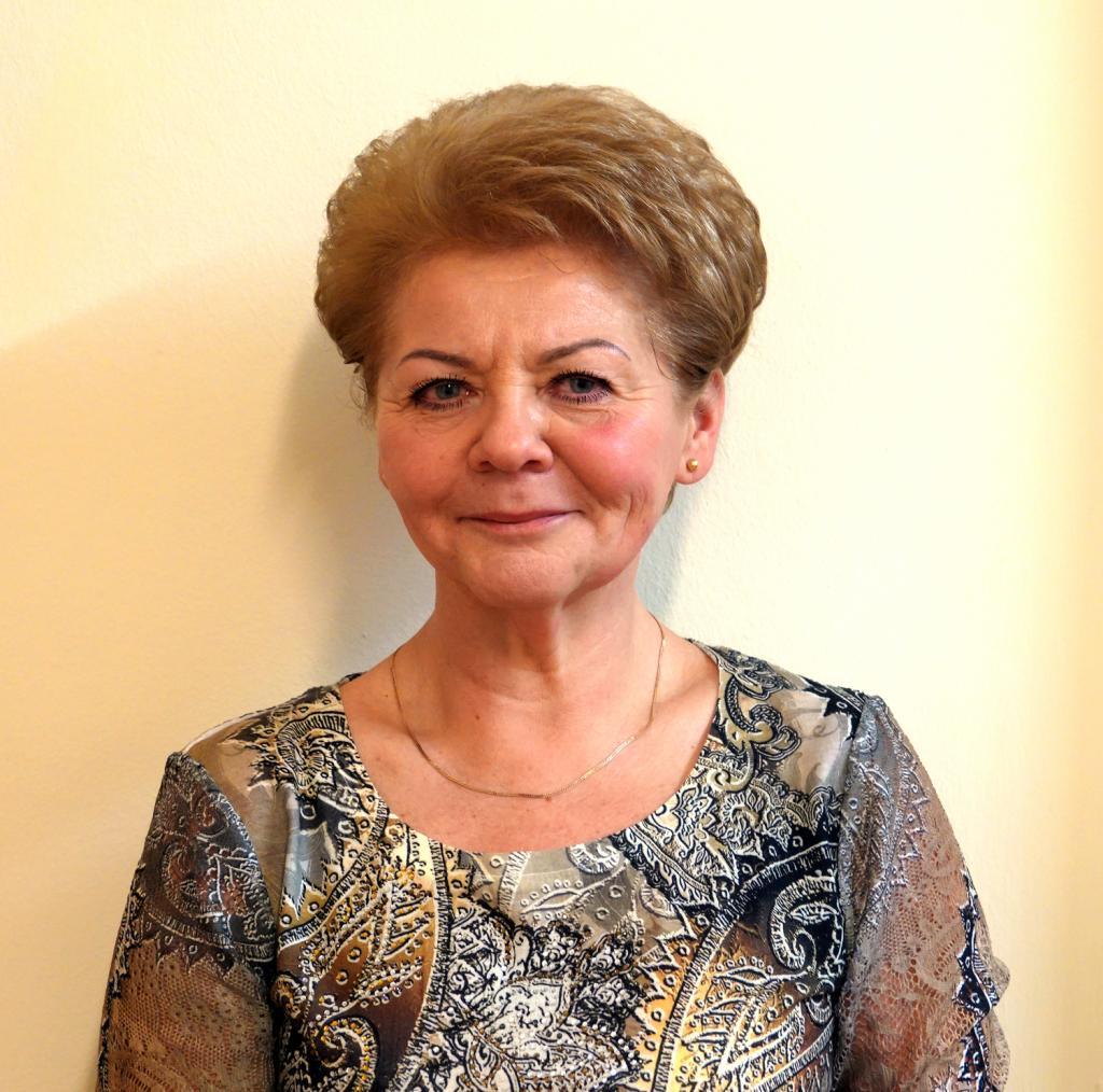 Bożena Hudzik, fot. Maria Olszowska
