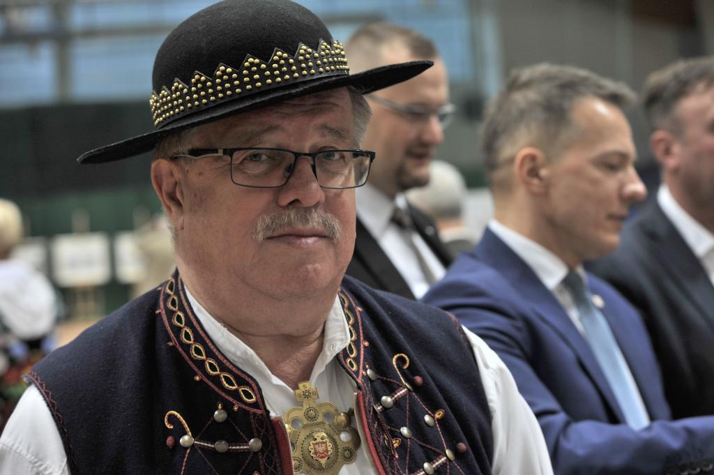 senator Jan Hamerski