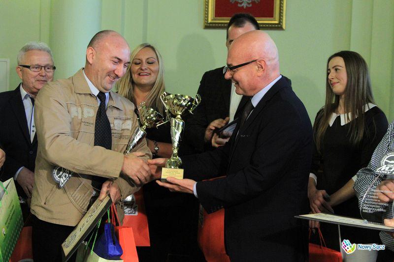 Janusz Przychocki, najlepszy kierowca MPK 2017