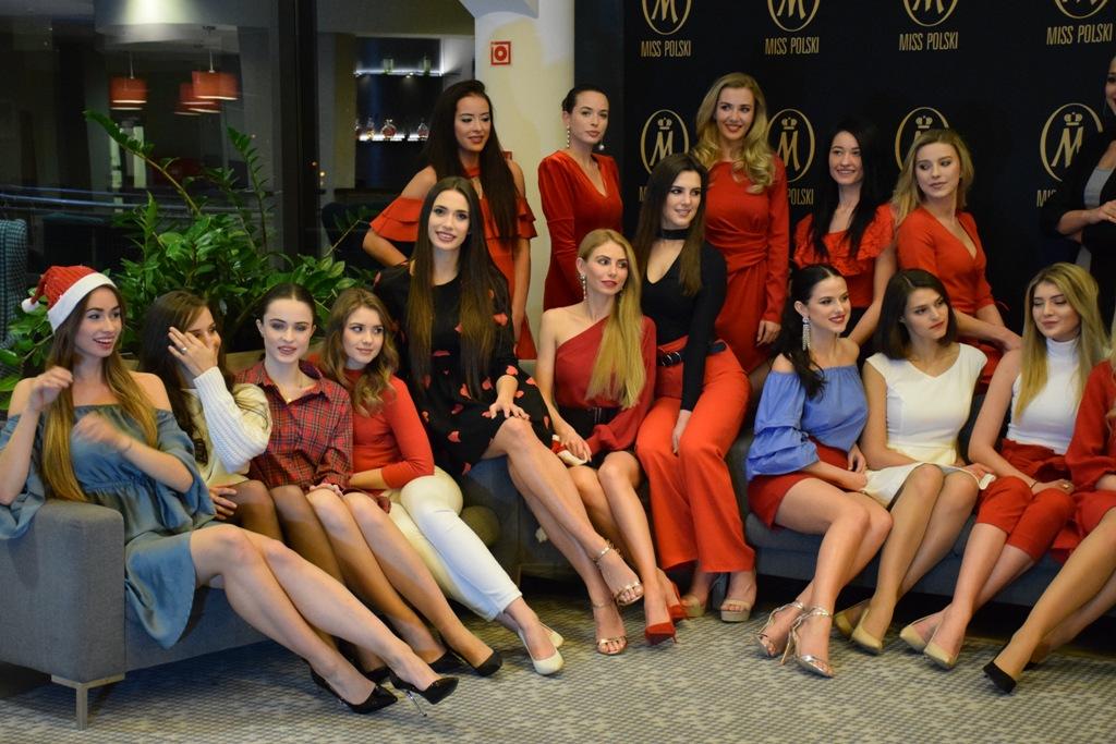 Miss Polski 2018: kandydatki do tytułu