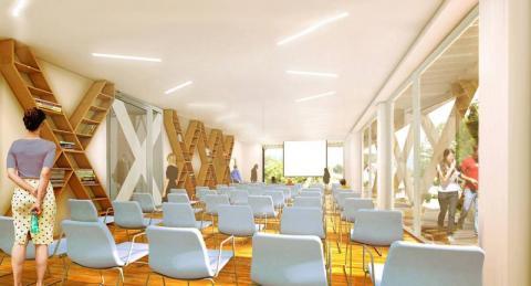 Co ma las do projektu Centrum Kultury w Przysietnicy? [ZDJĘCIA]