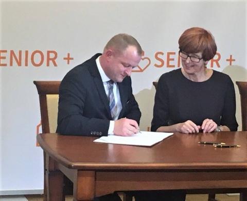 W Mogilnie powstanie Dzienny Dom Seniora. Gmina dostała 300 tys.zł z budżetu państwa