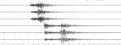 Trzęsienie ziemi w Krynicy i Muszynie. Wiadomo już jaką siłę miały wstrząsy