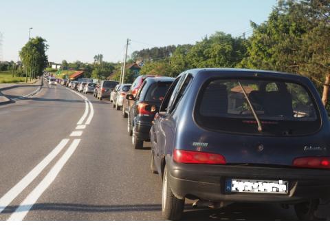 Nowy Sącz: Na Węgierskiej jest miejsce na buspasy? Tak można odkorkować miasto