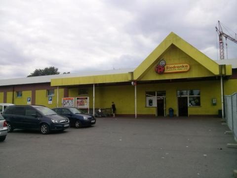 Nowy Sącz: Tę Biedronkę zastąpi niemiecki supermarket Kaufland?