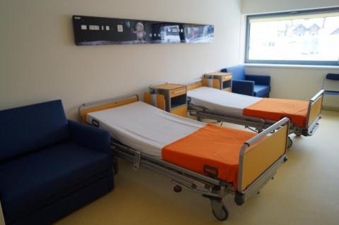 Przeprowadzka oddziału pediatrycznego w Krynicy-Zdroju