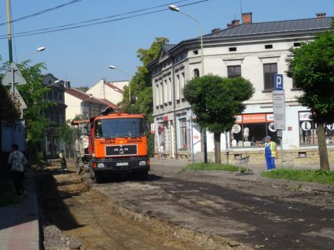 Ruszył trzeci etap remontu ulicy Długosza