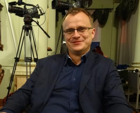 Maciej Prostko, fot. Iga Michalec