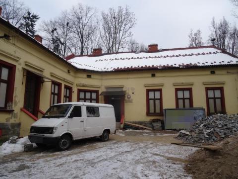 Dzienny Dom Seniora na plantach, fot. Iga Michalec