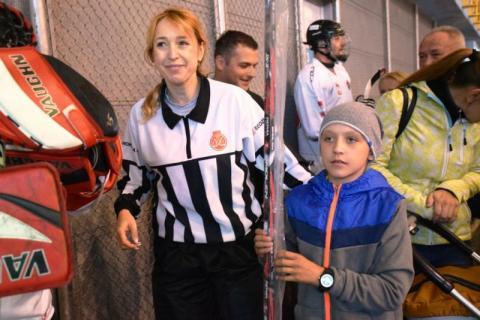 Pamiętamy o Norbercie. Mecz hokejowy zakończony remisem 6:6