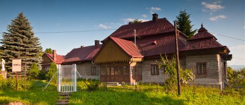 Dwór w Wielogłowach perełką Architektury Drewnianej w Małopolsce