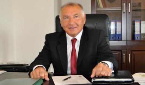 Marek Kwiatkowski, dyrektor Małopolskiego Ośrodka Doradztwa Rolniczego  z siedzibą w Karniowicach