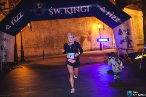 Stary Sącz: już jutro nocni biegacze uczczą św. Kingę. Gdzie ich spotkasz?