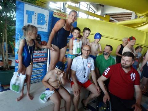 VI Pływackie Igrzyska Osób Niepełnosprawnych