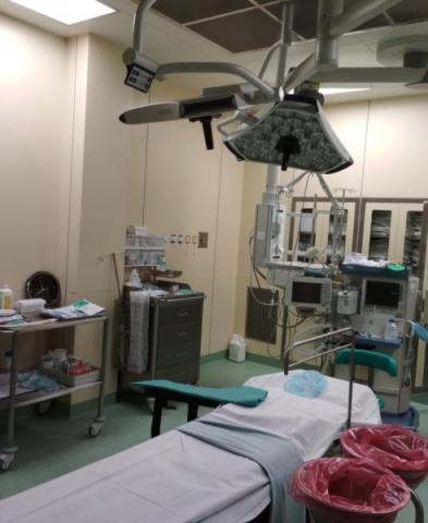 Nowa sala do cięć cesarskich w krynickim szpitalu