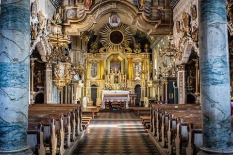 Kościół w Szalowej