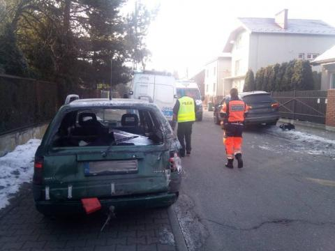 Kolizja za kolizją. Samochody uszkodzone, ranni w szpitalu [ZDJĘCIA]