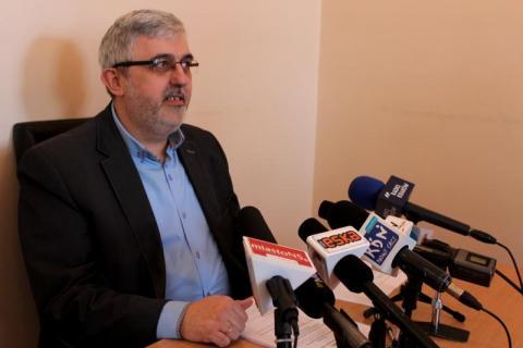 Marek Oleniacz stracił posadę prezesa w miejskiej spółce i znowu jest prezesem