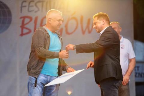 Koral i Festiwal Biegowy. Udany mariaż sponsora i organizatora