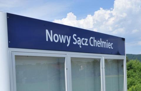 Nowy Sącz - Chełmiec wreszcie bez komunikacyjnych barier?