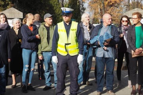 Sądny dzień dla policjantów na sędeckich ulicach. Czy mają dzis miękkie serca