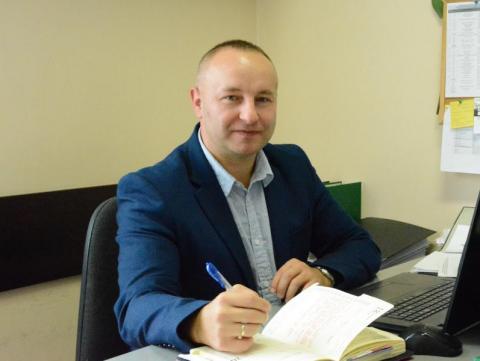 """Marcin Bulanda, prezes LGD """"Korona Sądecka"""""""