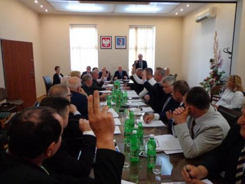 rada gminy Chełmiec