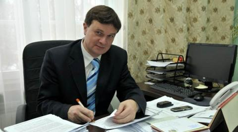 Burmistrz Krynicy Dariusz Reśko
