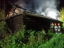 W Bieczu palił się dom. Czy to sprawka kolejnego podpalacza?