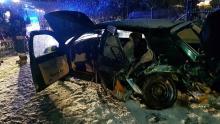 Nocny dramat w Kamionce Wielkiej. Aż pięć osób trafiło do szpitala