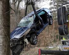 Jak doszło do wypadku w Bartkowej Posadowej? Strażacy ujawniają nowe fakty