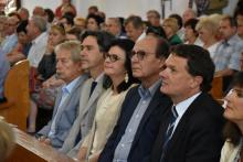 Dariusz Reśko, burmistrz Krynicy-Zdroju, o fenomenie kultury w uzdrowisku, w 40-lecie Centrum Kultury w Krynicy-Zdroju.