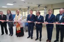 Otwarcie nowego skrzydła szpitala w Krynicy-Zdroju