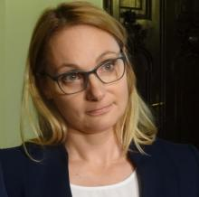 Małgorzata Belska, fot. Iga Michalec
