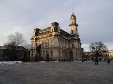 Urząd Miasta w Nowym Sączu, fot. Iga Michalec