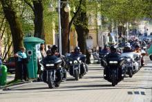 W Krynicy sezon zaczęli właściciele Harley-Davidsonów