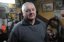 Grzegorz Maślejak z Cyganowic