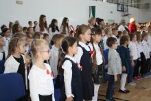 Nowy Sącz: SP 21 celebrowała niepodległość Polski artystycznie