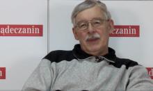 Jacek Nowak. Najbardziej kocha pszczoły i Sądecczyznę