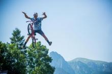 Weekendowy małopolski rowerowy odlot. Joy Ride Festiwal w Kluszkowcach
