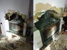 Nowy Sącz: kominek wygaszony a dym nadal leci. Pożar przy Lwowskiej