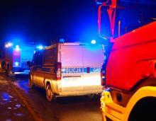 Tir potrącił rowerzystę. Policjanci szukają świadków wypadku