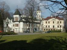 Pałac Stadnickich w Nawojowej, fot. arch. Sadeczanin.info