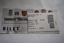 MKS Sandecja – OKS Odra Opole. Mamy dla Was 50 biletów na mecz