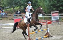 Hodowcy koni spotkali się w Łącku