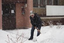 Śnieg sypie i sypać nie przestanie, a będzie jeszcze gorzej
