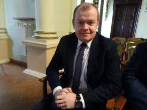 Tomasz Michałowski, fot. Iga Michalec