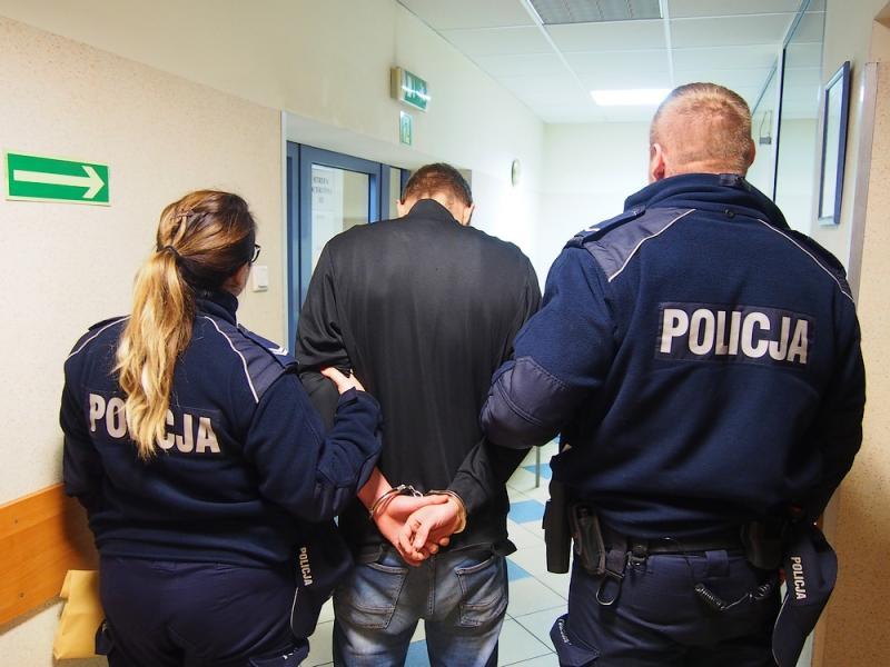 Seryjny złodziej jest już w rękach policjantów. Grozi mu 10-letnia odsiadka