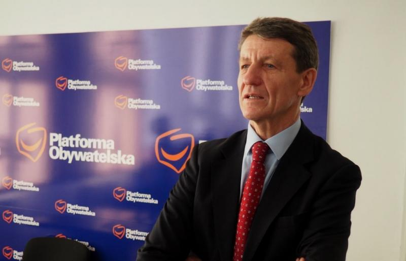 Ruszyła wyborcza machina PO. Czy poseł Czerwiński wybiera się do Brukseli?