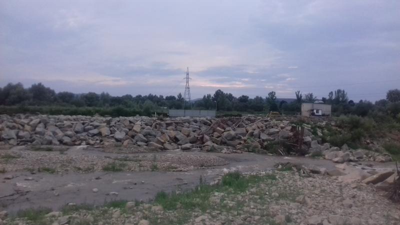 Nowy Sącz: Sprawdź czym jest tajemnicza konstrukcja nad rzeką Dunajec